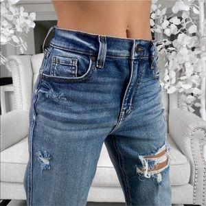 "🔄🆕 Reposh Ekattire ""Evana"" Boyfriend Jeans"